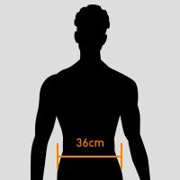 hip width