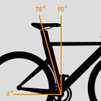 seat tube angle